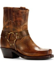 Frye Women's Harness Motorcycle Boots, , hi-res