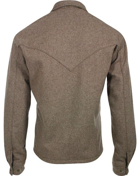 Schaefer Outfitter Men's Taupe 565 Arena Wool Jacket, Taupe, hi-res