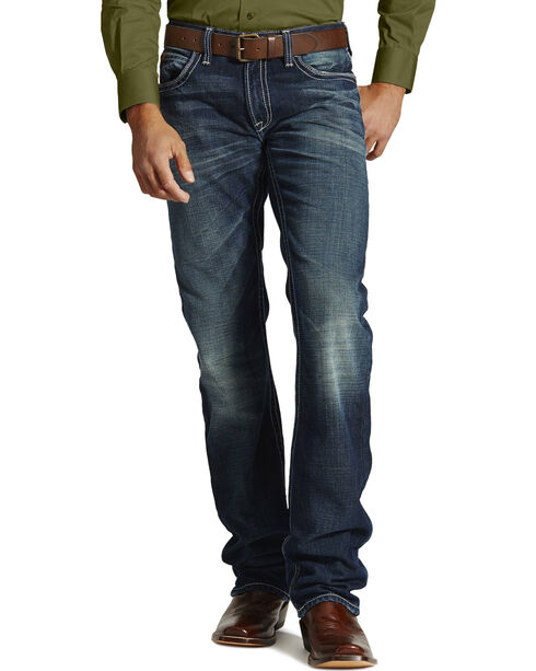 Ariat Men's M5 Blaze Straight Leg Jeans, , hi-res