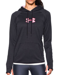 Under Armour Women's Caliber Hoodie, , hi-res