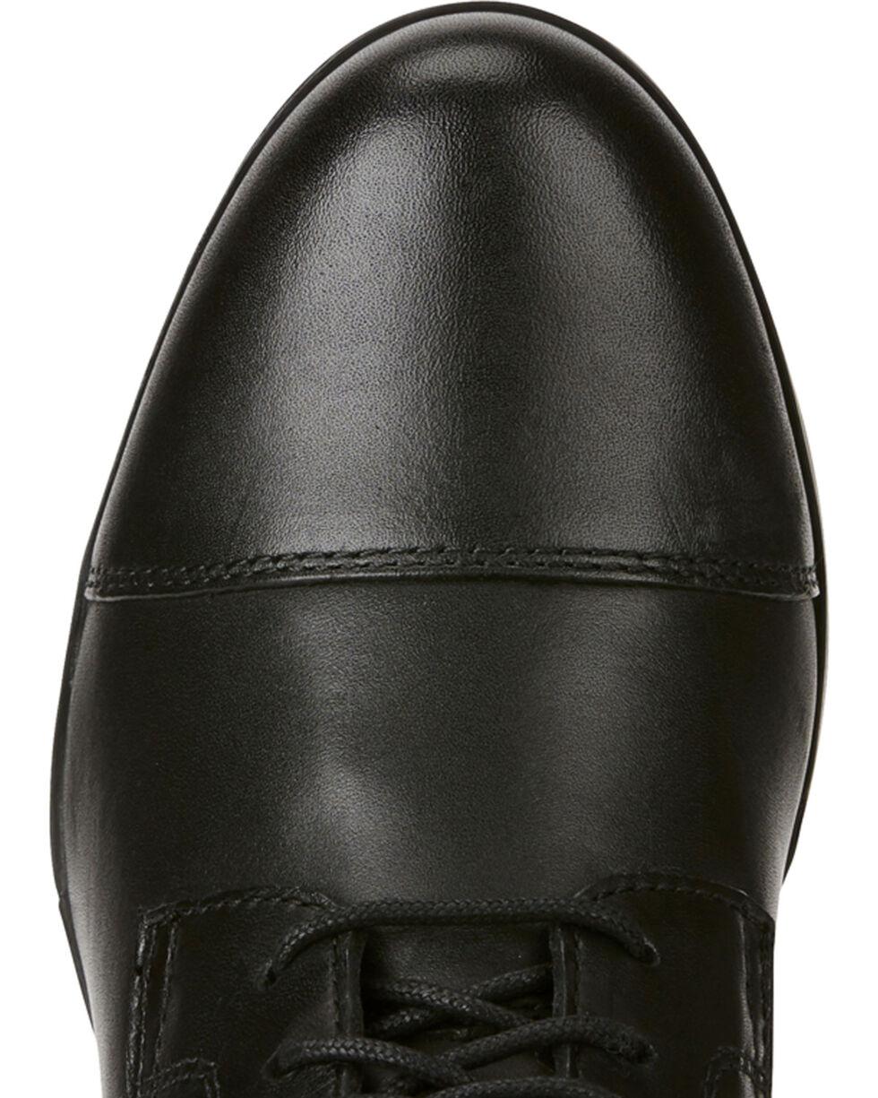 Ariat Women's Heritage IV Paddock Boots, Black, hi-res