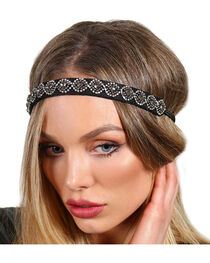 Shyanne® Women's Rhinestone Headband, , hi-res
