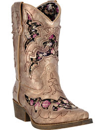 Laredo Children's Sabre Western Boots, , hi-res