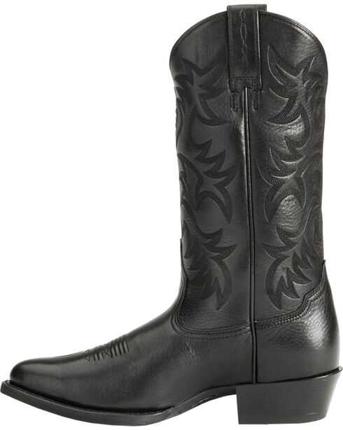 Ariat Men's Heritage Western Boots, Black, hi-res