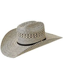Bailey Ryker 15X Straw Cowboy Hat, , hi-res