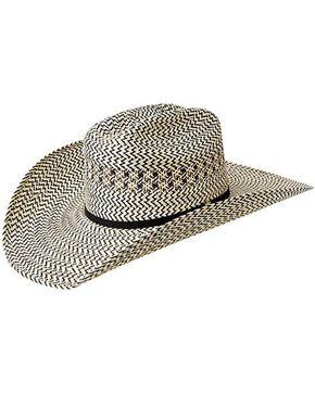 Bailey Ryker 15X Straw Cowboy Hat, Natural, hi-res