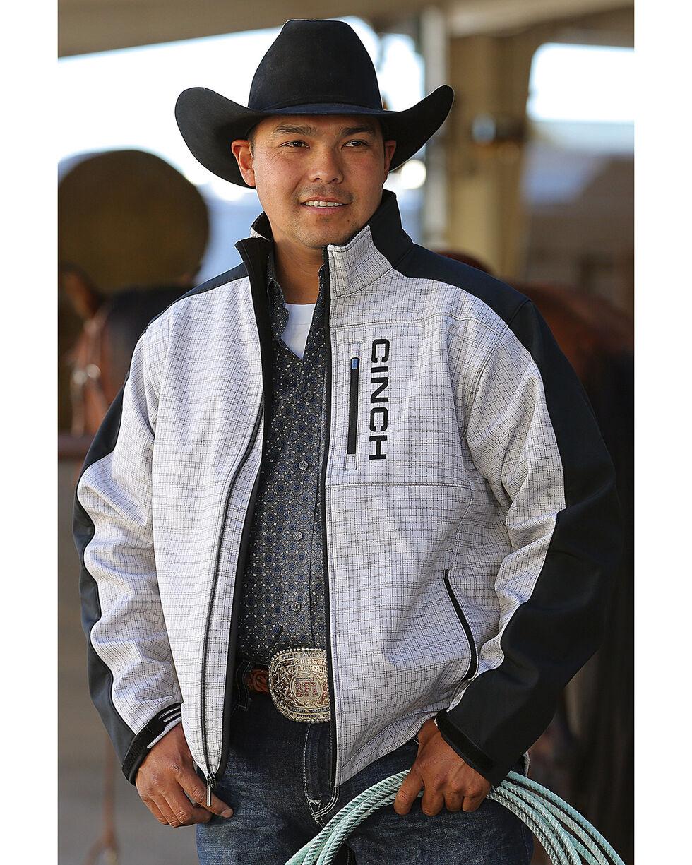 Cinch Men's Bonded Piece Print Jacket , , hi-res