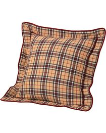 HiEnd Accents Wrangler Reversible Euro Pillow Sham, , hi-res