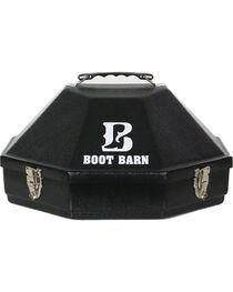 "Boot Barn® 4"" Brim Hat Can, Black, hi-res"