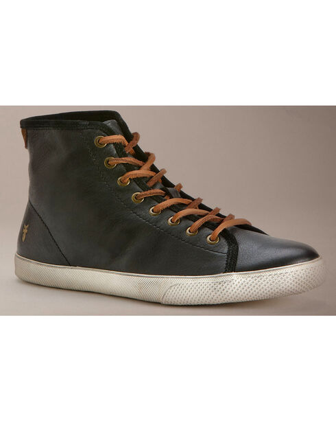 Frye Chambers High Tops, Black, hi-res