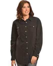 Ryan Michael Women's Victoria Shirt, , hi-res