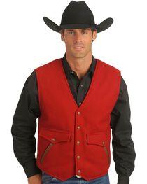 Schaefer Stockman Wool Blend Vest, , hi-res
