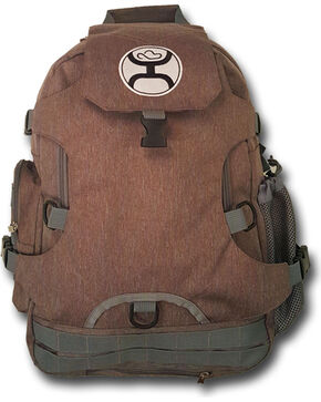 Hooey Mule Fully Functioning Backpack , Brown, hi-res
