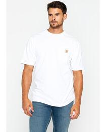 Carhartt Short Sleeve Pocket Work T-Shirt, , hi-res