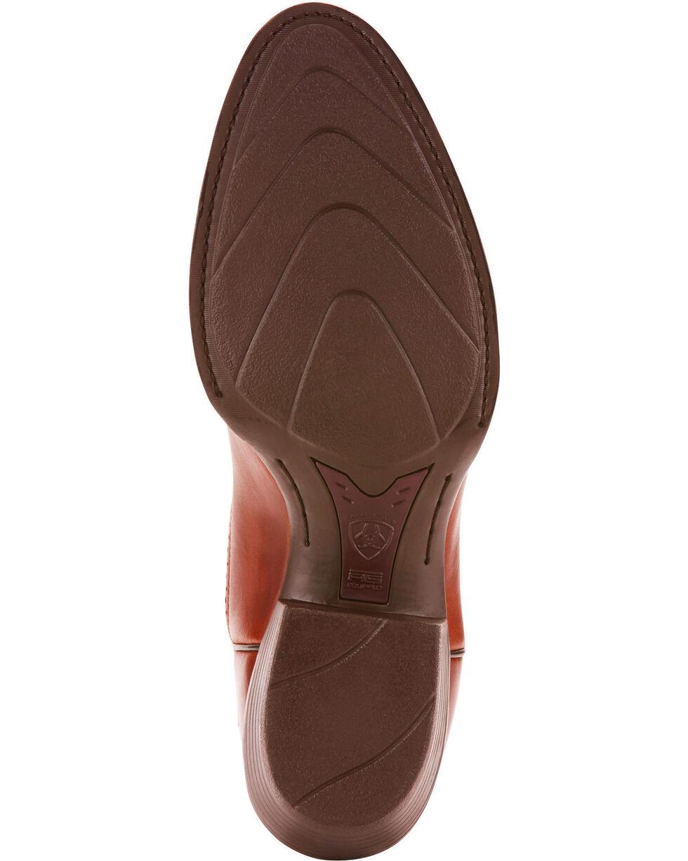 Ariat Men's Heritage Calhoun Native Nutmeg Cowboy Boots - Medium Toe, Brown, hi-res