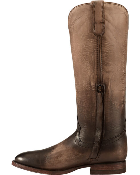 Ariat Women's Ombre Roper Boots, Chocolate, hi-res