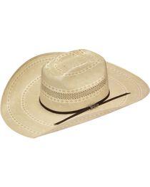 Twister 20X Shantung Straw Cowboy Hat, , hi-res