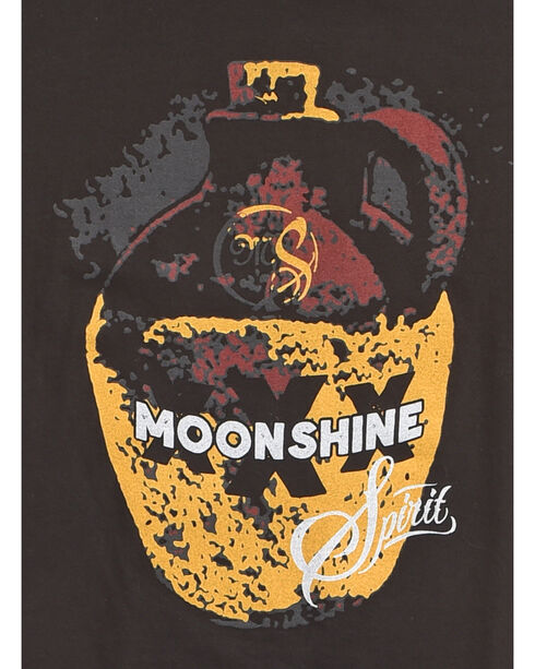 Moonshine Spirit Men's Bottled Up Tee, Black, hi-res