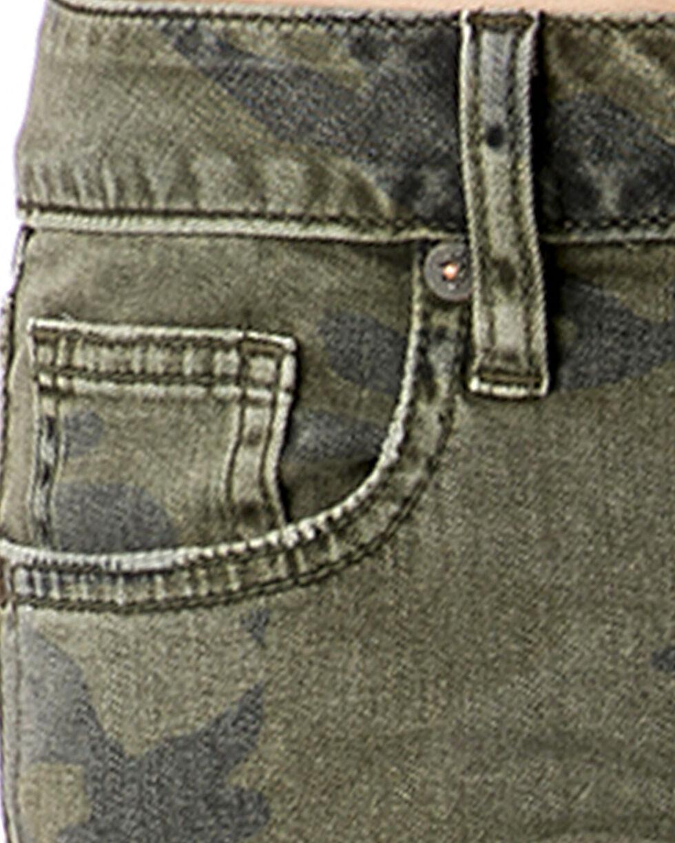 Miss Me Women's Camo Skinny Jeans , , hi-res