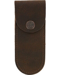 W.R. Case & Sons Soft Leather Sheath, Multi, hi-res