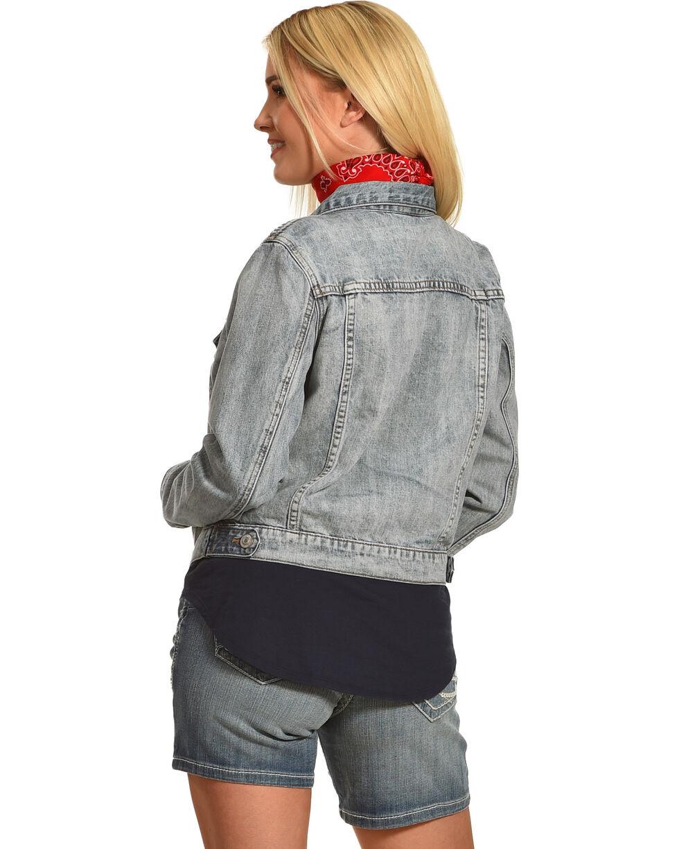 Shyanne® Women's Denim Jacket, Blue, hi-res