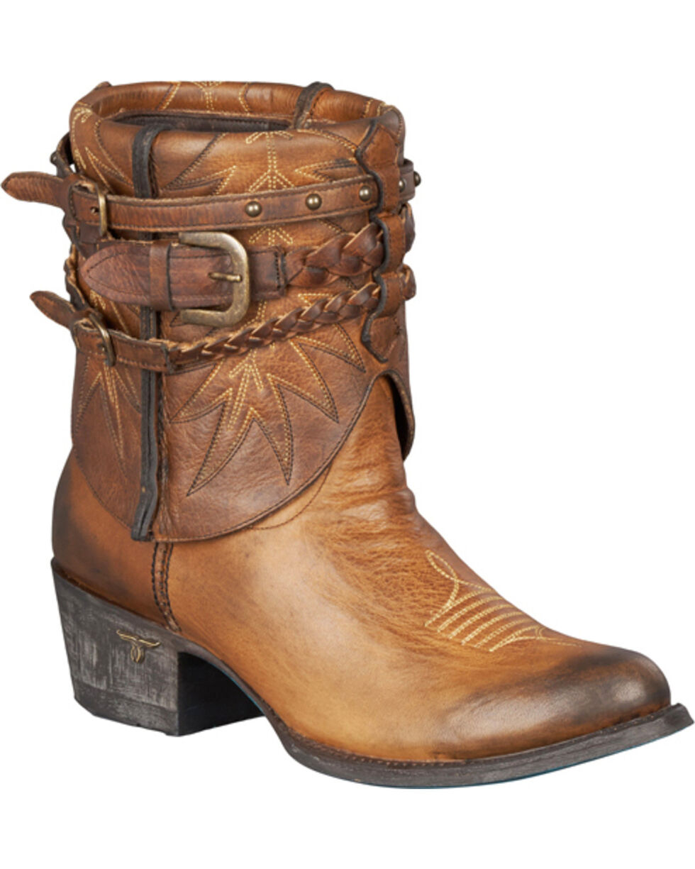 Lane Women's Dove Western Fashion Boots, Tan, hi-res