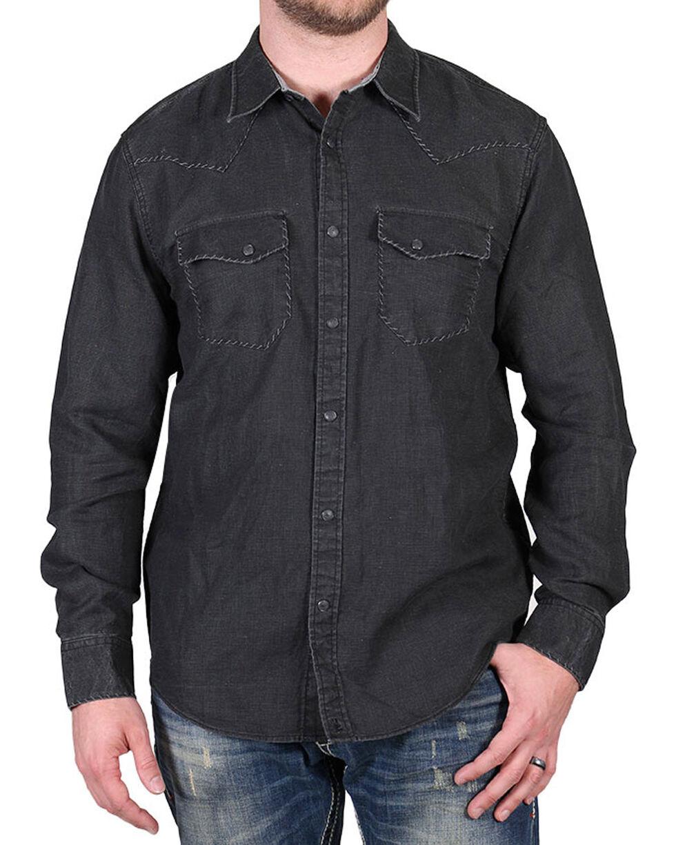 Cody James® Men's Dartmoor Western Long Sleeve Shirt, , hi-res