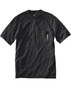 Timberland PRO Men's Base Plate Blended T-Shirt, Black, hi-res
