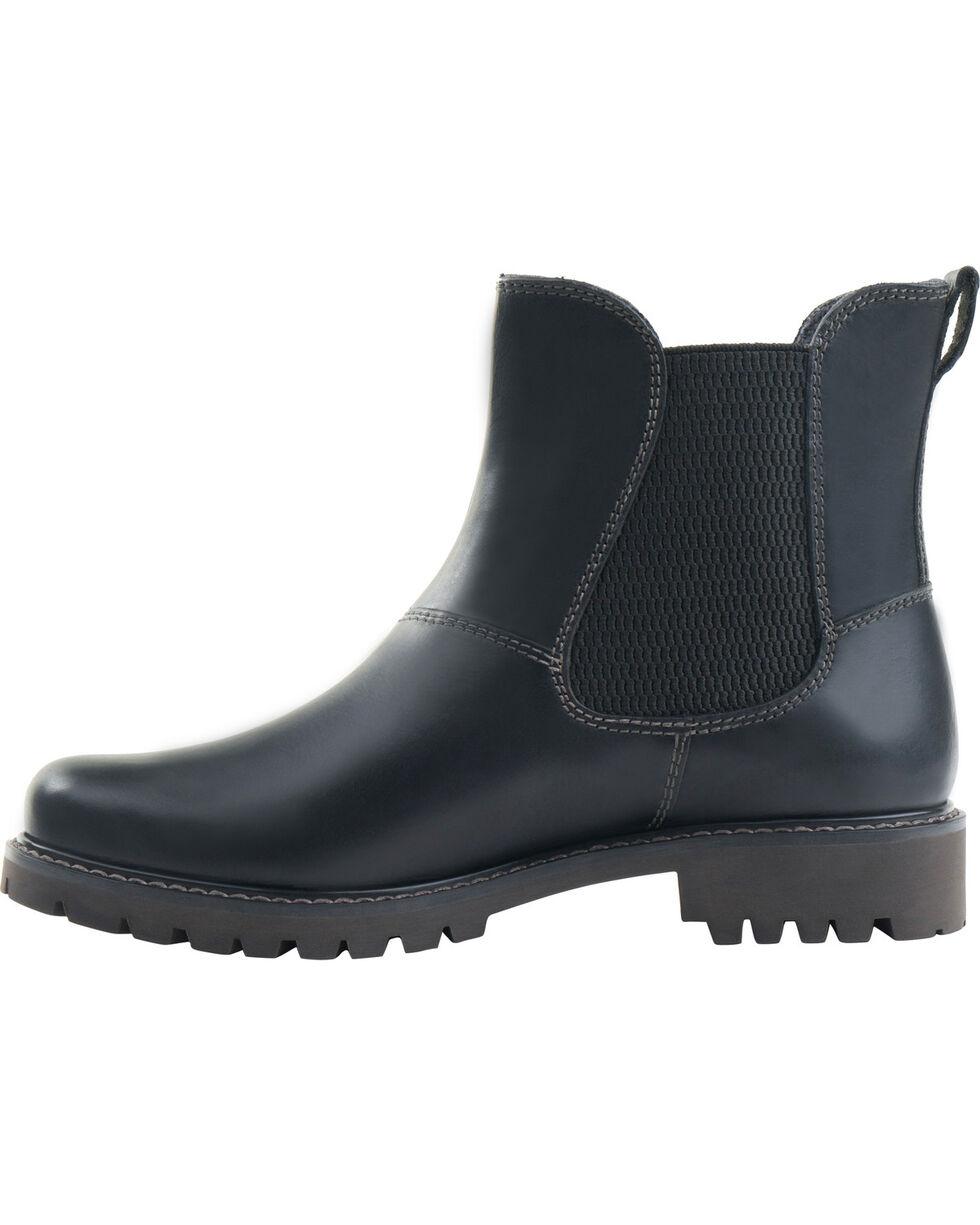 Eastland Women's Black Ida Chelsea Boots , Black, hi-res