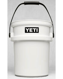 Yeti White Loadout Bucket , , hi-res