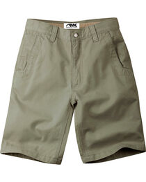 Mountain Khakis Men's Olive Teton Relaxed Fit Shorts, , hi-res
