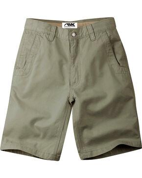 Mountain Khakis Men's Olive Teton Relaxed Fit Shorts, Olive, hi-res
