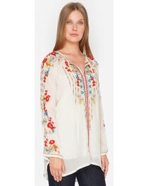 Johnny Was Women's Shell Emily Tunic , , hi-res
