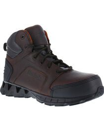 "Reebok Men's Athletic 6"" Boots - Composite Toe, , hi-res"