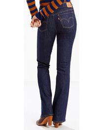 Levi's Women's 415 Classic Dark Grove Jeans - Boot Cut , , hi-res