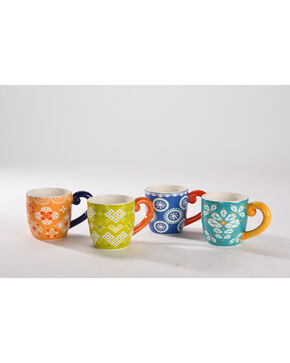 BB Ranch Boho Fun Ceramic Mug, Multi, hi-res