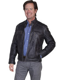 Scully Men's Hand Finished Lamb Jacket, , hi-res