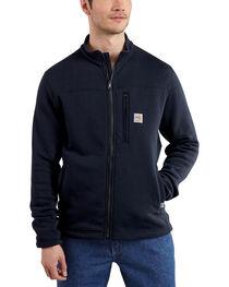 Carhartt Men's Flame Resistant Portage Fleece Jacket - Big & Tall, , hi-res