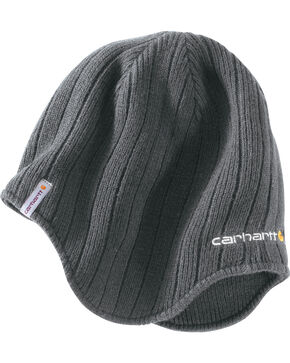 Carhartt Firesteel Hat, Charcoal Grey, hi-res