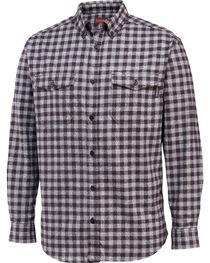 Wolverine Men's Drummond Long Sleeve Flannel Shirt, , hi-res