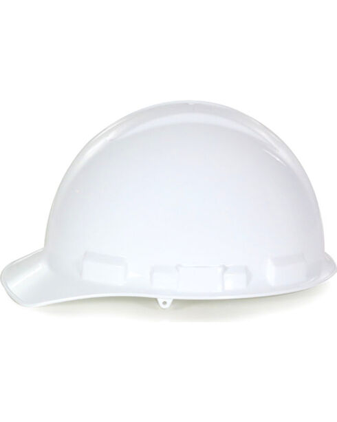 Radians White Granite Cap Style Hard Hat , White, hi-res
