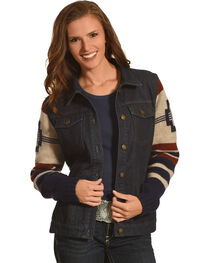 Pendleton Women's Athena Sweater Jacket , , hi-res