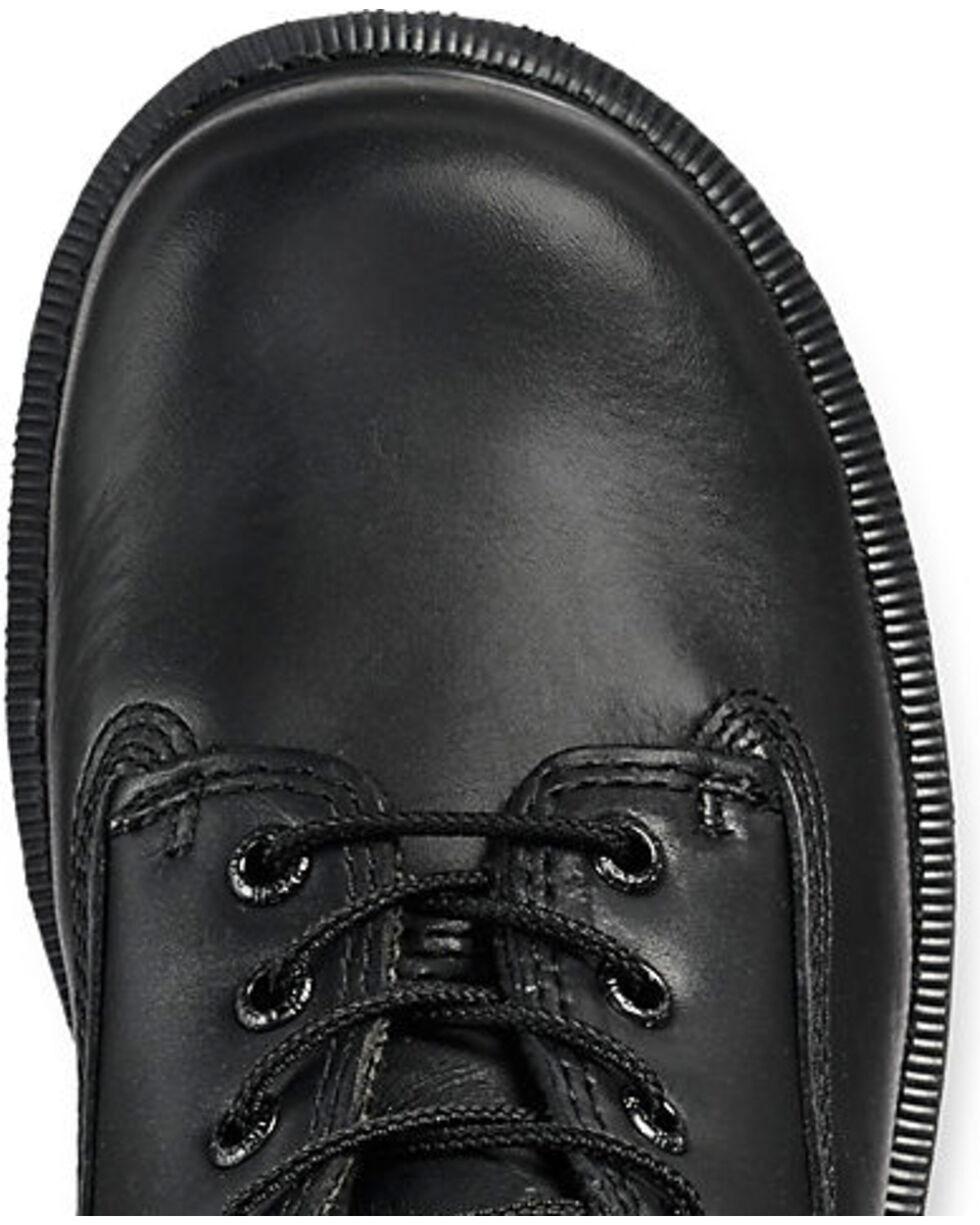 "Irish Setter by Red Wing Shoes Men's Black Farmington 6"" Work Boots - Steel Toe , , hi-res"