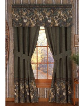 Browning Whitetails Valance, Multi, hi-res