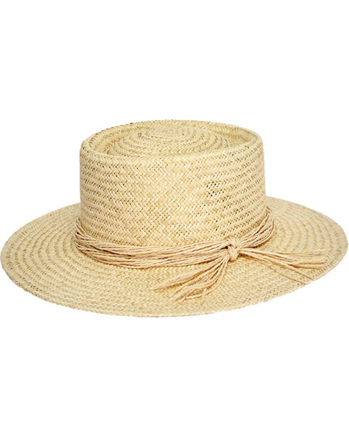 Peter Grimm Women's Borden Straw Hat , , hi-res