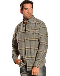 Woolrich Tiadaghton Field Grey Plaid Shirt, , hi-res