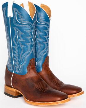 Cody James® Men's Square Toe Stockman Boots, Copper, hi-res