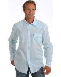 Cinch Men's Garth Brooks Tonal Long Sleeve Shirt, , hi-res