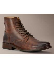 Frye Oliver Lace Up Boots, , hi-res