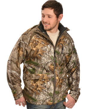 Rocky Men's ProHunter Convertible Parka, Camouflage, hi-res
